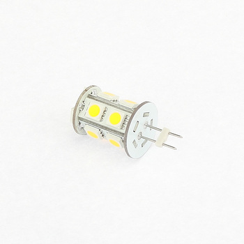 13 Led G4 Lamba 13LED 5050SMD G4 AMPUL 24VAC/VDC 260-286LM MR11 MR16 Replacment Mısır LED Ampul
