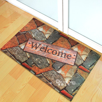Quality doormat mats fashion rubber import doormat wear-resistant slip-resistant mats doormat