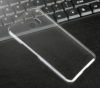 Ultra Clear Kristal Şeffaf Hard Case Arka Kapak Shell htc 10/HTC ONE M10